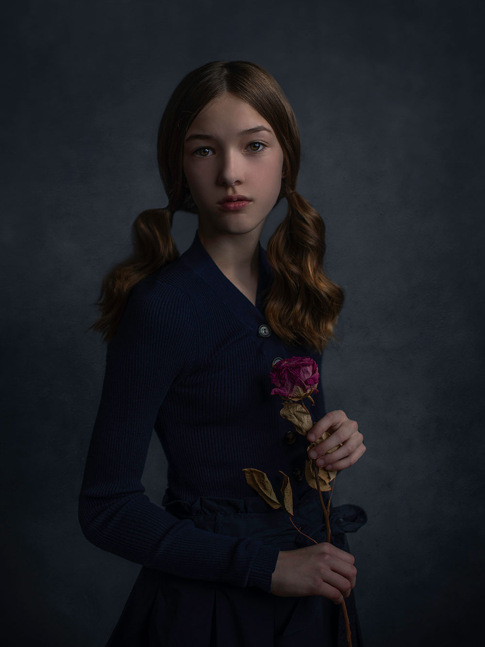Portret Rose